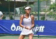 구연우, 태국 국제주니어 테니스대회 단식 준우승