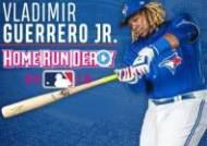 MLB 홈런더비 역대 최연소 게레로, 최초로 '父子 우승' 도전