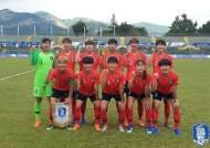 한국 여자축구, U대회서 중국에 승부차기 승리로 최종 5위