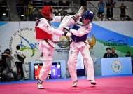 한국 태권도, 세계유소년선수권서 은메달 하나 더