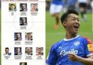 '멀티골 폭발' 이재성, 독일 매체 선정 주간 MVP·베스트 11