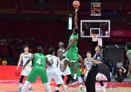 한국 농구, 나이지리아에 66-108 대패…월드컵 조별리그 3패