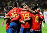 스페인·이탈리아, 유로 2020 예선서 동반 6연승…선두 질주