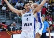 아르헨, 요키치의 세르비아 꺾고 농구 월드컵 4강