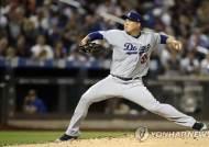 류현진, MLB닷컴 사이영상 모의투표서 1위표 '0'