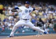 류현진, MLB닷컴 사이영상 마지막 모의투표서 3위