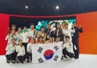 한국 남자 체조, 8회 연속 올림픽 단체전 출전권 획득