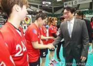 핸드볼협회, 올림픽 10회 연속 진출 여자대표팀에 포상금 2억원