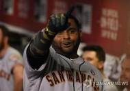 MLB 샌프란시스코, '쿵푸 팬더' 산도발과 마이너리그 계약