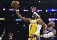 NBA 레이커스, 피닉스 꺾고 홈경기 부진 탈출