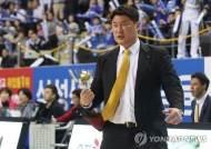 """코로나에 '강제 준우승' 안덕수 감독 """"챔프전 자신 있었는데…"""""""