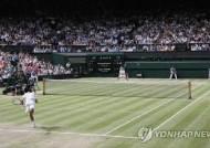 6월 말 윔블던 테니스대회 정상 개최 여부 내주 결정