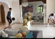 테니스 세계 1위 조코비치 '집에선 라켓 대신 프라이팬으로'