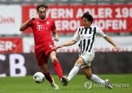 '권창훈 후반 투입' 프라이부르크, '정우영 벤치' 뮌헨에 1-3 패