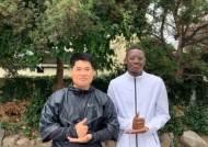 '한국 육상 유망주' 비웨사, 피부색 달라도 목표는 한국 신기록