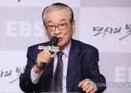 """이순재 """"매니저에 사과…남은 삶은 업계 종사자 권익 위해"""""""
