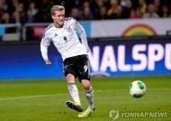 독일축구 '월드컵 우승 멤버' 쉬를레, 서른살에 은퇴