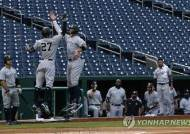 400만명 시청한 MLB 양키스-워싱턴 개막전, 9년 만에 최다