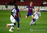 바르셀로나, 나폴리 꺾고 UCL 8강 진출…뮌헨도 첼시에 대승