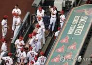코로나19로 MLB 거듭되는 파행…세인트루이스 60경기 못할 수도