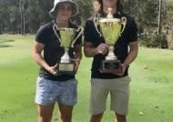 여자 테니스 세계 1위 바티, 지역 골프 대회에서도 우승