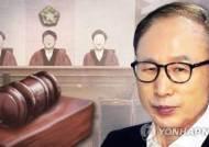[2보] '뇌물·횡령' MB 징역 17년 확정…재수감