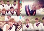 스누퍼, V 라이브서 'Stand by me' MV 촬영 현장 공개