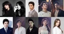 '안나 카레니나' 5월 재연, 김소현-차지연-민우혁-김우형 등 캐스팅 공개