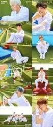 디크런치, 티저 이미지 공개... 밝은 분위기 예고 '컴백임박'