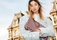로사케이, '20SS 캠페인' 공개... 글로벌 모델 문규와 함께 진행