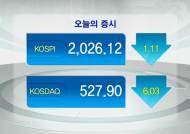 [마감시황] 중 경제지표 부담, 코스피 사흘째 약세