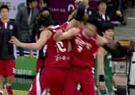 프로농구 KGC, 첫 챔피언 등극까지 '1승' 남았다
