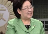 """[피플&토크] 김을동 """"송일국도 정치? 본인 뜻에 맡길 것"""""""