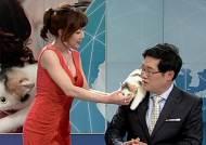 [피플&토크] 이 대통령 어깨에 고양이 얹은 낸시 랭