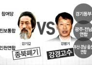 """통진당 """"애국가 부른다""""…당권따라 '종북파문' 결론"""