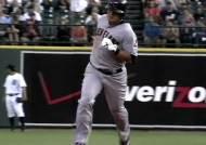 '터졌다' 추신수, 대만 투수 천웨인 상대로 7호 홈런