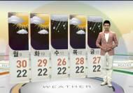 [날씨] 다시 무더위…내주 장마 다시 북상