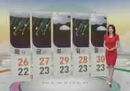 [날씨] '카눈' 북상…남·서해안에 강한 비