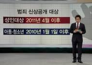 '성범죄자알림e' 사이트에 정작 김점덕은 없었다…왜?
