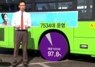 서울 버스 97% 재생타이어 달고 달리는데…안전성은