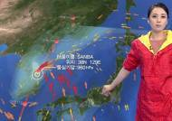 [날씨] 전국 태풍특보…강한 비바람 주의