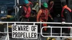 제주서 구조 작업하던 해경 단정 전복…선원 5명 사망