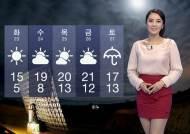 [날씨] 전국 돌풍·벼락 동반 가을비