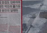 [신문읽기] 월성 1호기 중지로 본 한국 원전 현주소