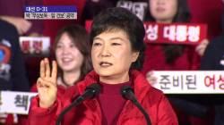 문-안, 단일화 재협상 시동에 박근혜, 정책발표로 차별화