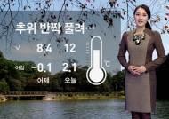 [날씨] 추위 '주춤'…중부 밤한때 비