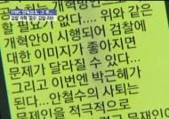'검찰에 유리한 검찰 개혁?'…윤대해 검사 감찰 착수