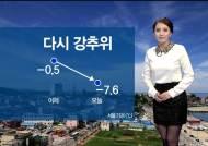 [날씨] 전국 강추위…한낮에도 영하권