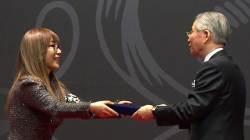소프라노 조수미, 2012 클래식 음악인 대상 수상
