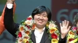 장미란, 공식 은퇴식…박사 과정과 재단 활동에 전념